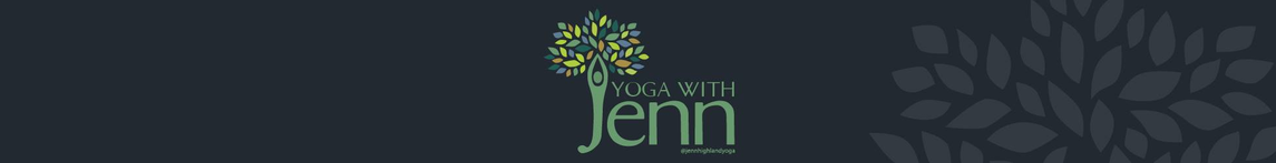 YOGA WITH JENN at Jenn Highland Yoga